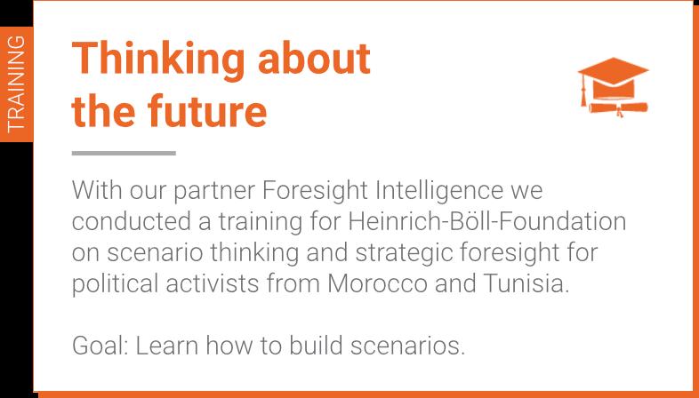 Heinrich-Böll-Stiftung, Tunisia