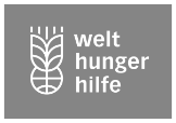 The logo of Welthungerhilfe e.V., Berlin, Germany