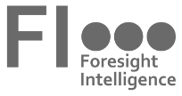 The logo of Foresight intelligence, Berlin, Germany