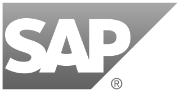The logo of SAP SE, Walldorf, Germany