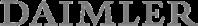 The logo of Daimler AG