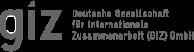 The logo of Gesellschaft für internationale Zusammenarbeit, Eschborn, Germany