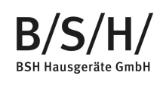 The logo of Bosch Siemens Hausgeräte, Bangalore, India