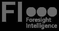 The logo of Foresight intelligence, Berlin, Germany