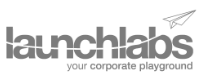 The logo of Launchlabs, Berlin, Germany