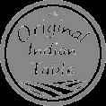 The logo of Original Indian Table, New Delhi, India